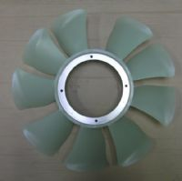 Ford Ranger 2.5TD Pick Up ER61 (16Valve) ET/ES (02/2006-2011) - Radiator Cooling Fan Plastic (2009+)